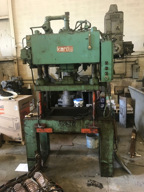 30 ton Trim Press. Used