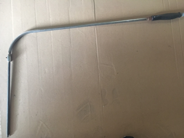 "12 "" Type K 446 Stainless steel thermocouple tip"