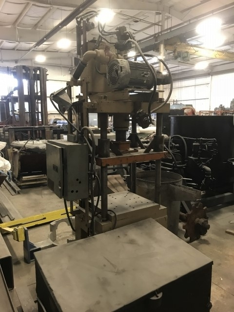 4 Post 20-30 Ton Trim Press