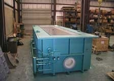 Gas Fired Galvanizing furnaces