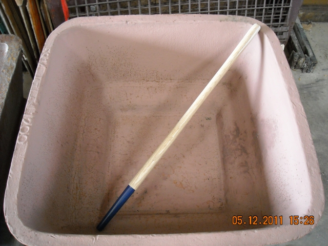 Sow Skimmer Replacment Handle