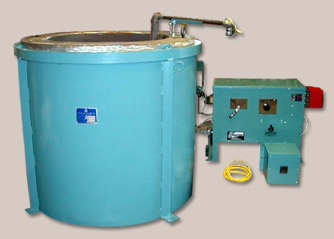 Lead and soft metal Melting Furnace