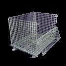"NEW 32"" x 40"" x 34"",  Wire Mesh Container"