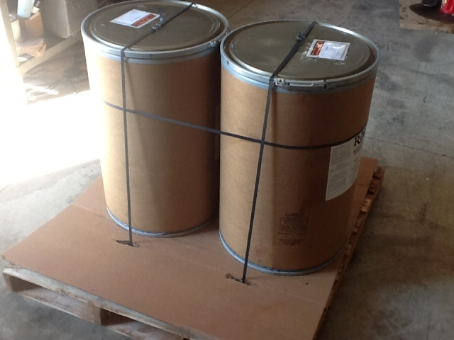 R-20 INSULATING POWDER DRUM