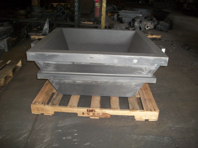1000 LB IRON SOW MOLDS