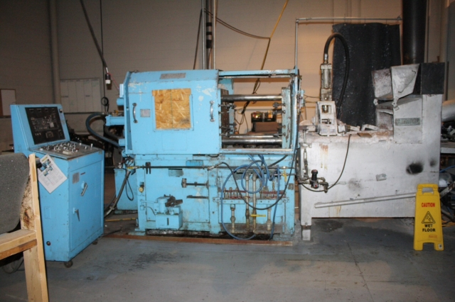 USED DIE  CASTING MACHINES