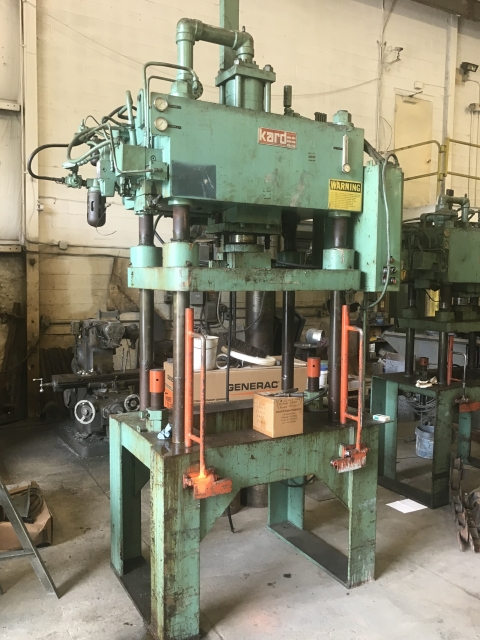 Used Trim Press