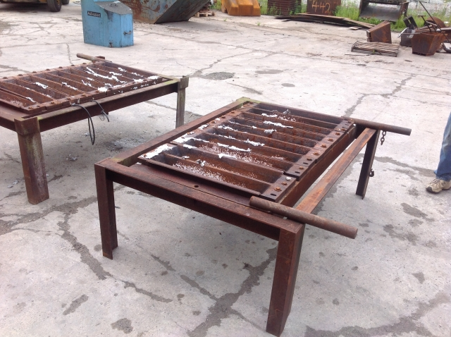 Used Mold bench