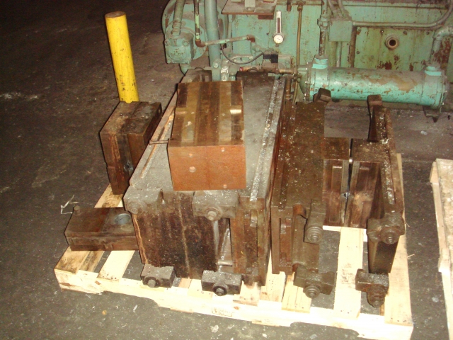 Used Unit Die Holders