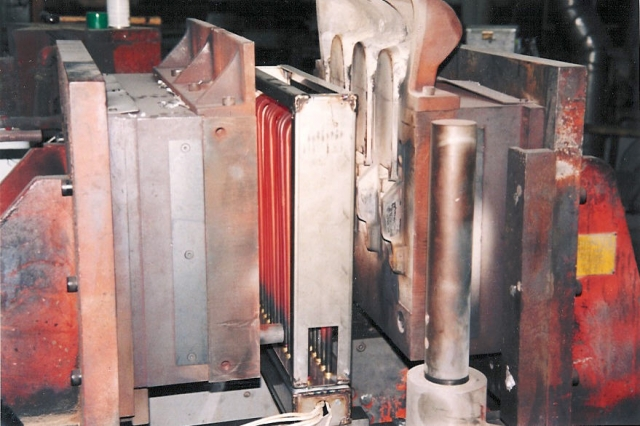 Permanent Mold Die Heaters