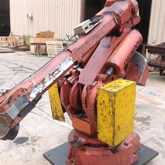 USED ROBOT ABB