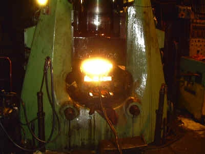 Forging Die Heater