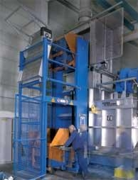 Aluminum, Brass,Lead and Zinc melting furnaces