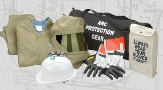 ARC FLASH KITS AND CLOTHING