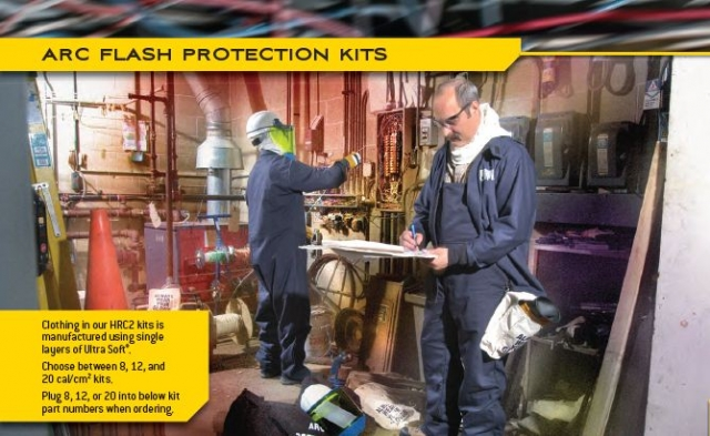ARC FLASH KITs