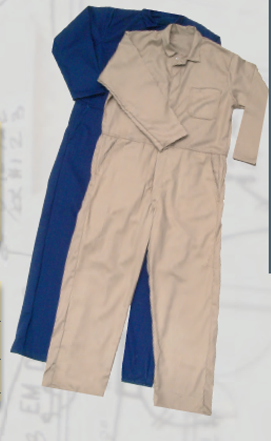 Flame Retardant Contractor Coveralls