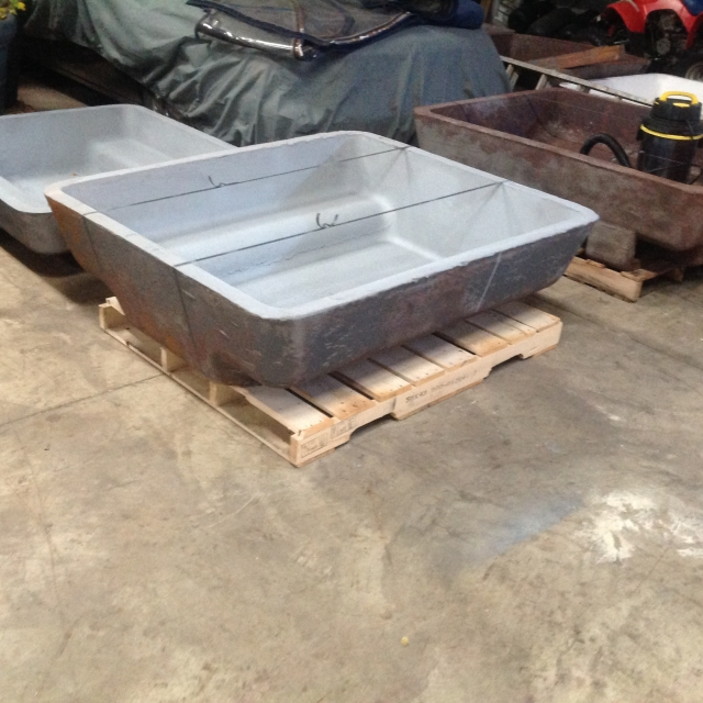 REFURBISHED SOW MOLDS