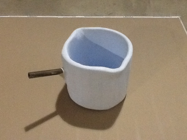 1 Cup Size Ceramic Ladle Laminate Ladles Dy Kast Super
