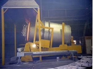 Rotary Furnaces For Non Ferrous Metals Dy Kast
